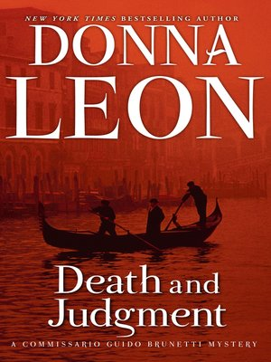 cover image of Death and Judgment