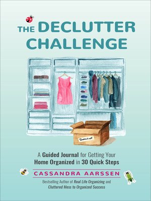 cover image of The Declutter Challenge