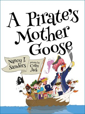 cover image of A Pirate's Mother Goose
