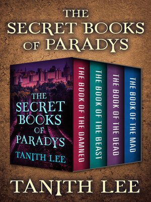cover image of The Secret Books of Paradys