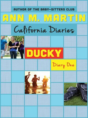 cover image of Ducky: Diary One