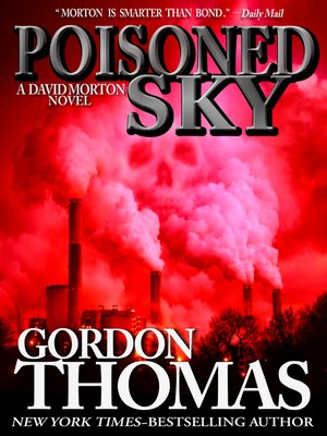 cover image of Poisoned Sky