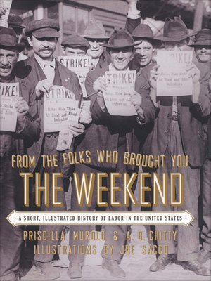cover image of From the Folks Who Brought You the Weekend