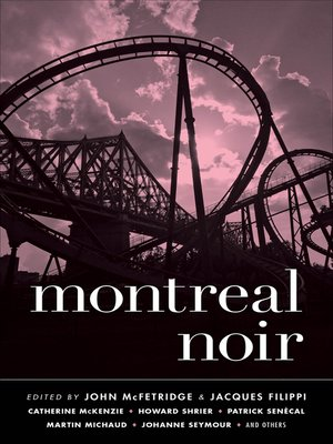 cover image of Montreal Noir