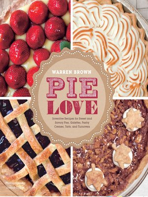 cover image of Pie Love
