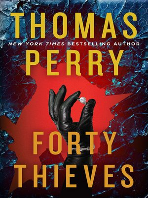 cover image of Forty Thieves