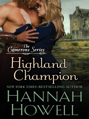 Highland angel hannah howell