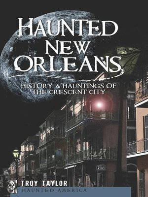 cover image of Haunted New Orleans