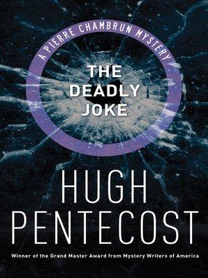cover image of Deadly Joke
