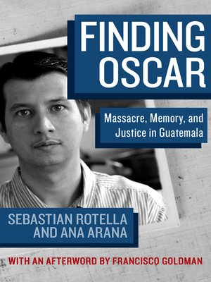 cover image of Finding Oscar