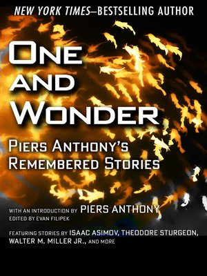 cover image of One and Wonder
