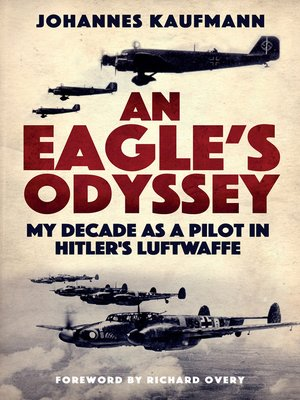 cover image of An Eagle's Odyssey