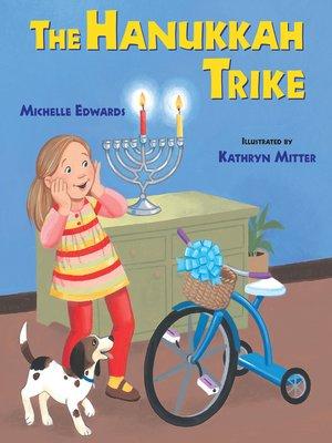 cover image of The Hanukkah Trike