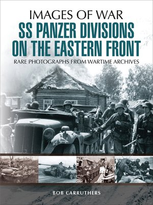 cover image of SS Panzer Divisions on the Eastern Front