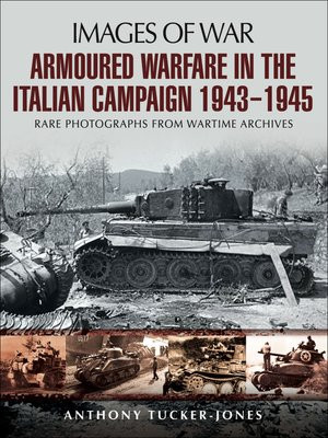 cover image of Armoured Warfare in the Italian Campaign, 1943–1945