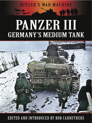 cover image of Panzer III