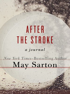 cover image of After the Stroke