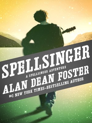 cover image of Spellsinger