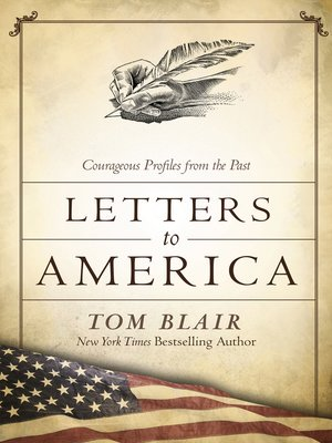 cover image of Letters to America