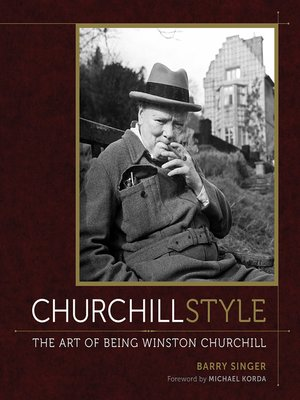 cover image of Churchill Style