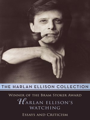 cover image of Harlan Ellison's Watching