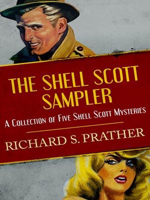 cover image of The Shell Scott Sampler