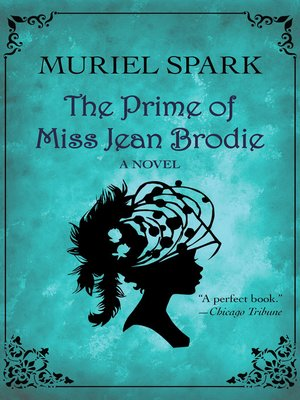 cover image of The Prime of Miss Jean Brodie