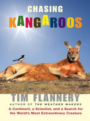 cover image of Chasing Kangaroos