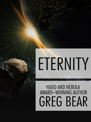 cover image of Eternity