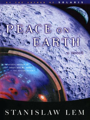 cover image of Peace on Earth
