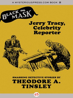 cover image of Jerry Tracy, Celebrity Reporter