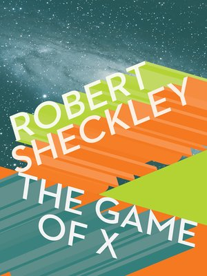 cover image of The Game of X