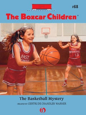 cover image of Basketball Mystery