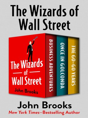 cover image of The Wizards of Wall Street