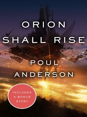 cover image of Orion Shall Rise