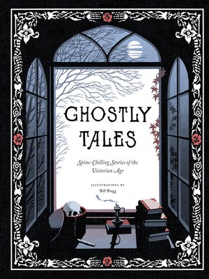 cover image of Ghostly Tales