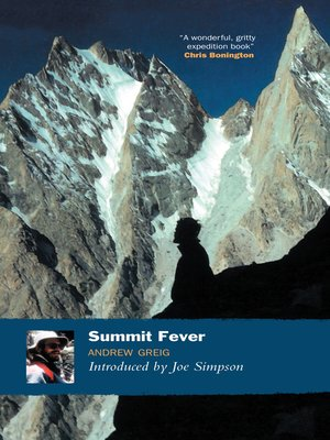 cover image of Summit Fever