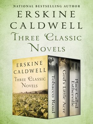 cover image of Three Classic Novels