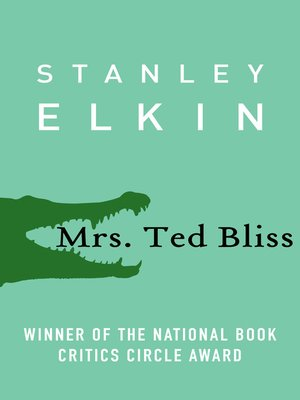 cover image of Mrs. Ted Bliss