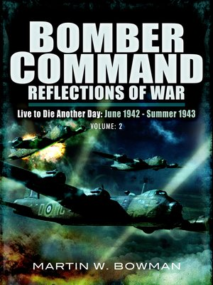 cover image of Bomber Command Reflections of War