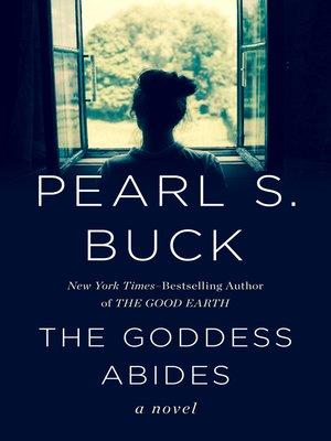 cover image of Goddess Abides
