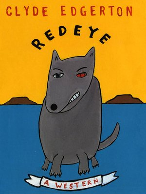 cover image of Redeye