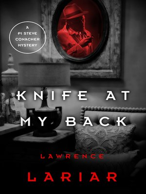 cover image of Knife at My Back