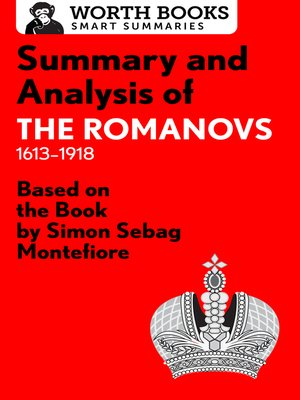 cover image of Summary and Analysis of the Romanovs