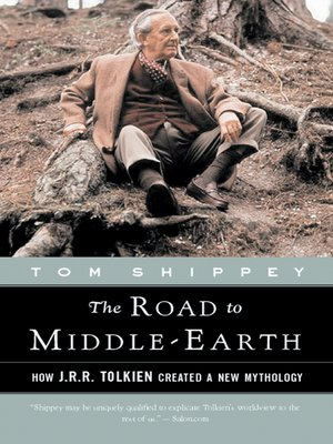 cover image of The Road to Middle-earth