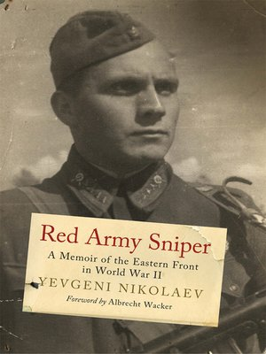 cover image of Red Army Sniper