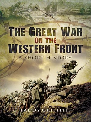 cover image of The Great War on the Western Front