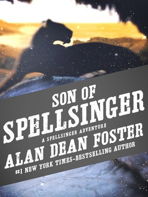 cover image of Son of Spellsinger