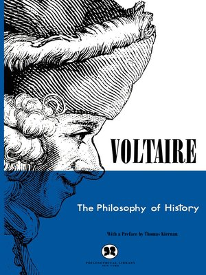 cover image of The Philosophy of History