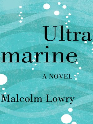 cover image of Ultramarine